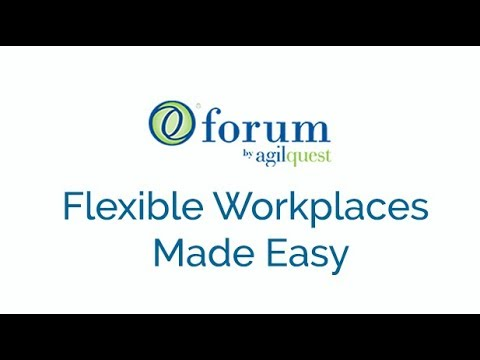 The Forum_Flexible Workplaces Made Easy