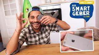 Makroaufnahmen mit dem Smartphone (Lifehack #2)