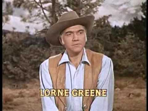 Lorne Greene - Christmas Is A-Comin' (May God Bless You)