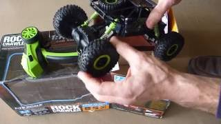Off Road Remote Control 1/18 2.4G 4WD Rock Crawler eBay Buggy review