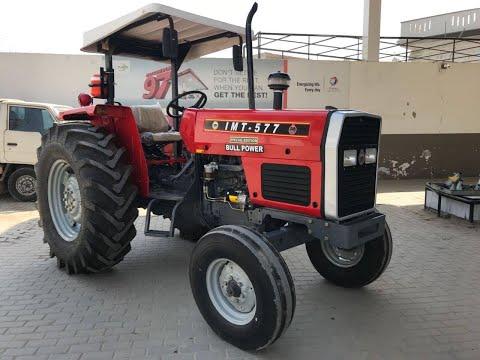 IMT Bull Power Tractors Assembling Plant - (Live Factory Visit)