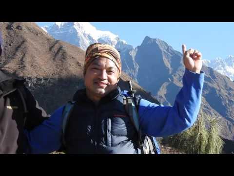 Nepal trek 2017