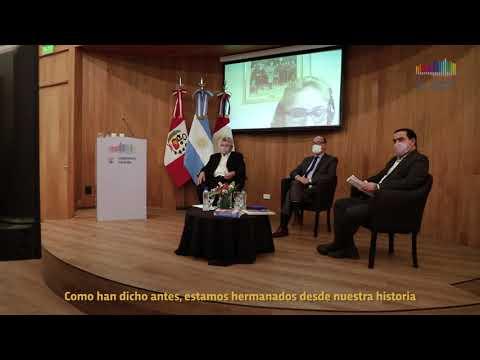 Córdoba brindó su homenaje por el Bicentenario de la Independencia del Perú