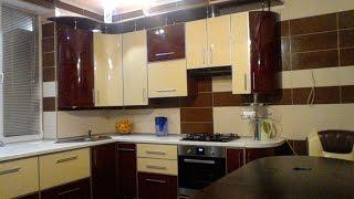 Моя новая кухня...kitchen tour..обзор расположения кухонных принадлежностей....