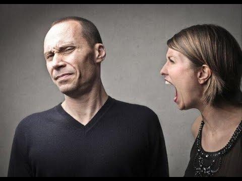 Как успокоить жену истеричку