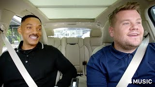 Carpool Karaoke: The Series — Will Smith and James Corden — Apple Music thumbnail