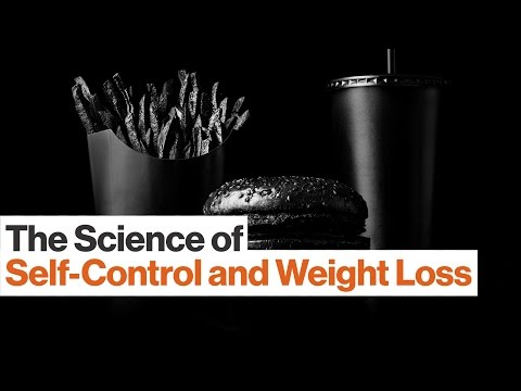 Diet Science: Techniques to Boost Your Willpower and Self - Control | Sylvia Tara