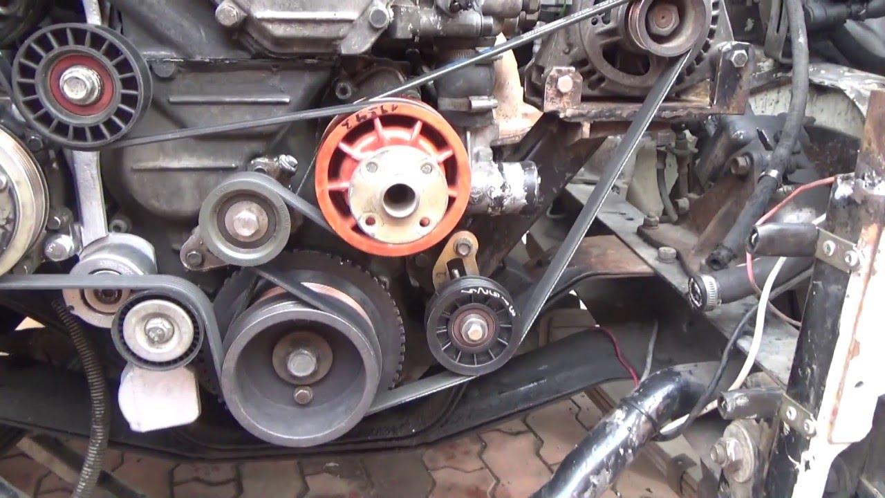 Gazel - Газель 2004 год - двигатель ЗМЗ 406 ГАЗ - YouTube