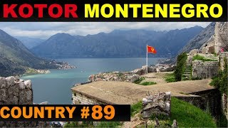 A Tourist's Guide to Kotor, Montenegro
