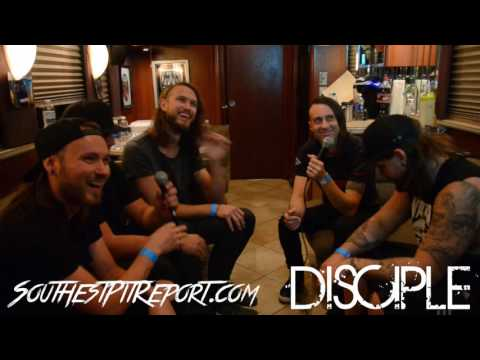 Disciple Interview: Band Chats Long Live The Rebels