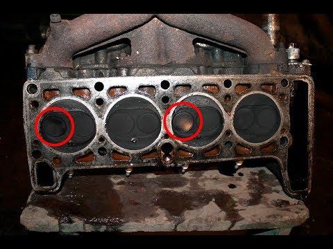 Троит ВАЗ 2106. Разбираем двигатель.