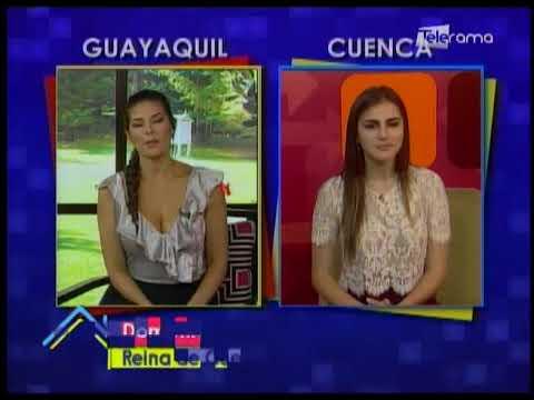 Doménica Cobo, Reina de Cuenca 2016 - 2017 nos cuenta su experiencia
