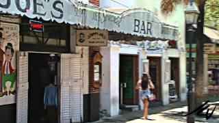 Old Town Trolley Tour Key West Florida - YouTube HD