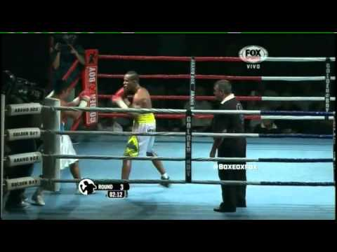 Adeilson Dos SANTOS vs Carlos SUAREZ - WBC - Full Fight - Pe