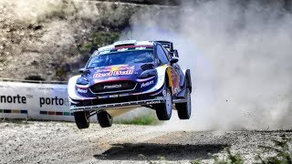 WRC RALLY PORTUGAL 2019 ( Flat Out Spots & Jumps | Preview Video) Full HD