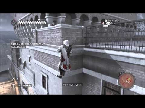 Assassin's Creed Brotherhood Memory Sequence Eight part 2 of 3 Race to the Apple
