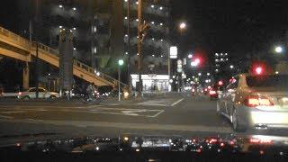 さすが警視庁‼️3交機VS旧車會  緊急走行で覆面集結❗️ 深夜の攻防戦‼️
