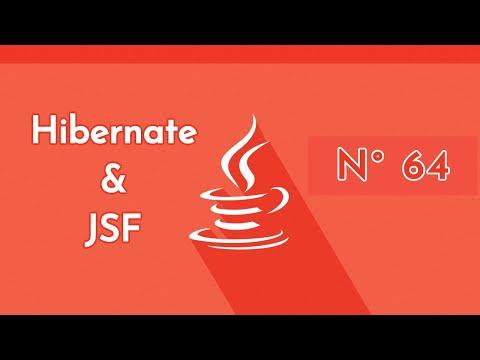 Tutoriel Hibernate Et JSF: 64- Résumé Globale Parti 2.