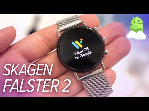 Skagen Falster 2 Hands-on: The best new Wear OS watch?
