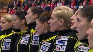 "Women""s EHF  Euro Handball Sweden 2016 Romania-Ungaria 29-21"