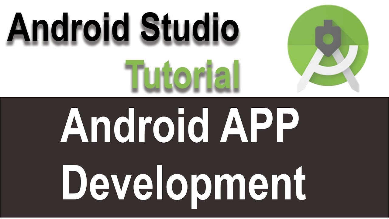 Android Development Tutorial for Beginners - Getting ...