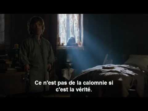 game of thrones le tr ne de fer saison 3 episode 1 extrait vostfr youtube. Black Bedroom Furniture Sets. Home Design Ideas