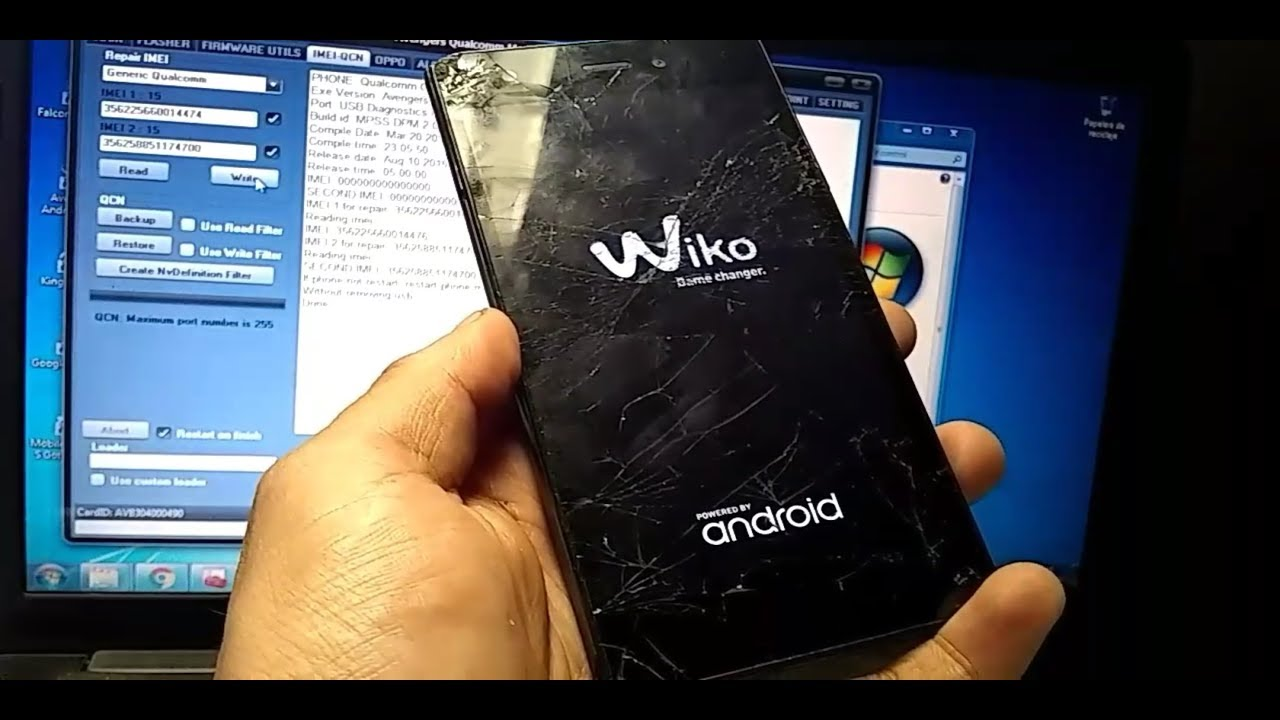 Wiko pulp fab s5260 android root - updated August 2019