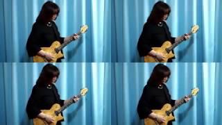 WHITE WING - original song by Itaru Handa