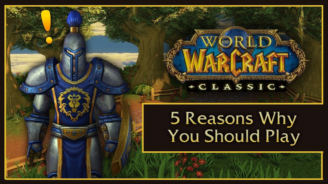 Is World of Warcraft Classic Worth Playing?