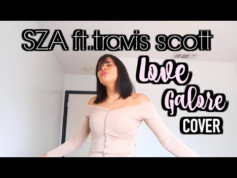 Love Galore by SZA (SINGING COVER)