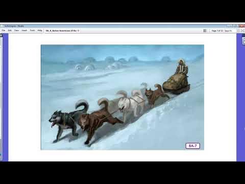 Native Americans Of The Arctic/Subarctic
