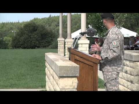 'Devil' brigade bids farewell to its top enlisted leader