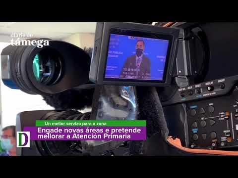 VÍDEO | Presentación do proxecto das novas Urxencias do Hospital de Verín