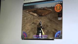 Raspberry Pi Gaming - VC4 Open Source Driver Testing with Jedi Academy