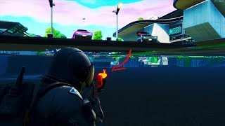 How U Can Get Underneath Mega Mall (Retail Row) Using These 2 Glitches (Fortnite Glitches)