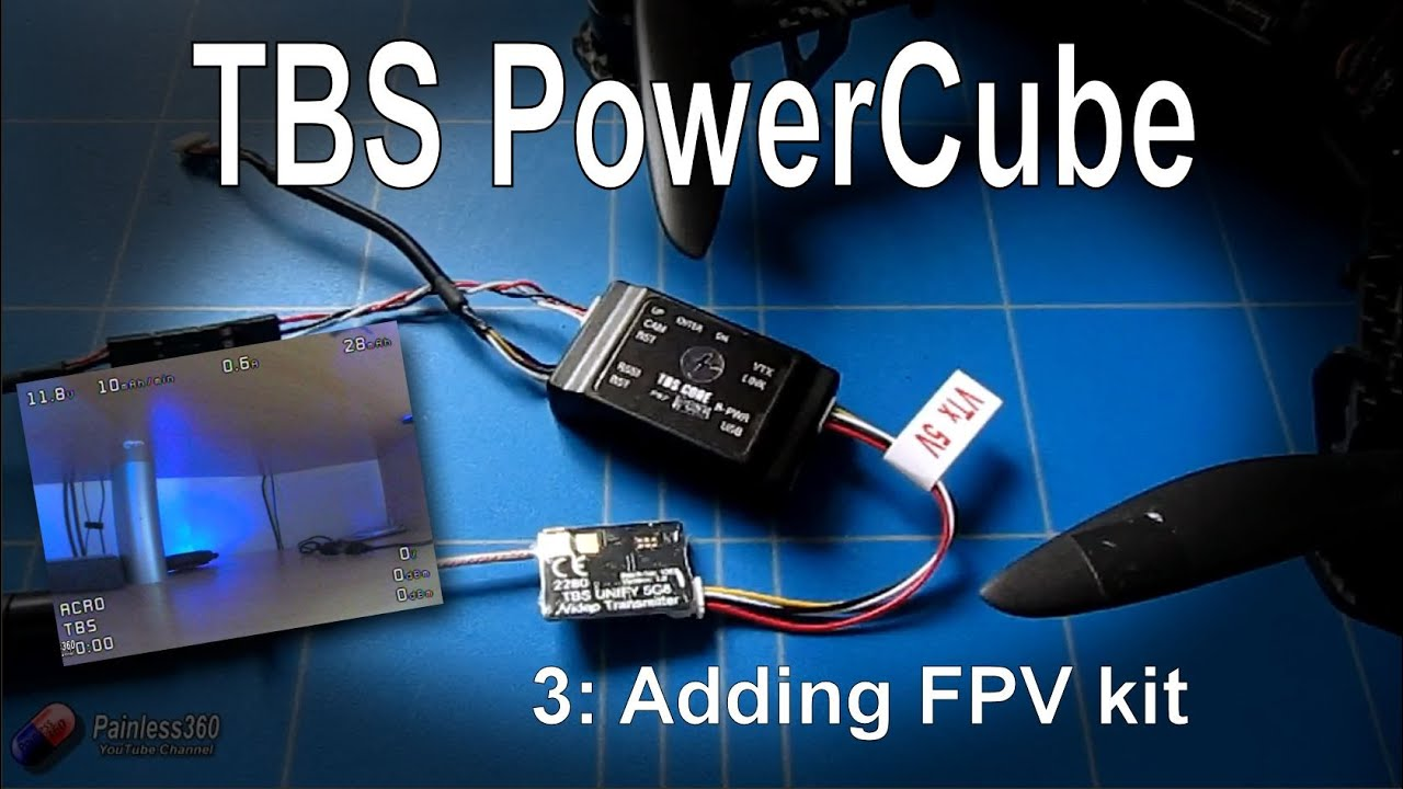 maxresdefault 3 3) tbs powercube adding fpv kit (tbs core pro and tbs unify pro TBS Unify Pro Manual at mifinder.co