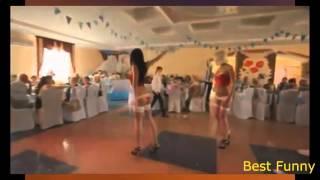 Strip Dance in Russian Weding Стриптиз на свадьбе