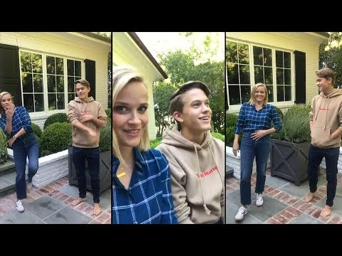 Watch Reese Witherspoon's