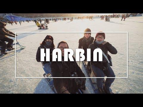 Trip in Harbin