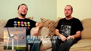 Baixar Flying Colors - Second Nature REVIEW [D-Minus Chats]