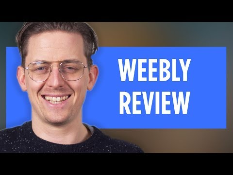 Weebly Review: Very Easy to Use!