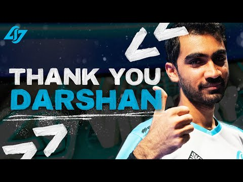 Thank You Darshan - CLG LCS Roster Update