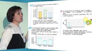 «Работа с информацией» в курсе математики
