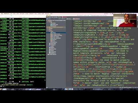 ES6, Webpack, Karma, and Code Coverage
