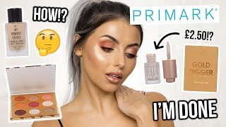 TESTING NEW PRIMARK MAKEUP! FULL FACE OF FIRST IMPRESSIONS