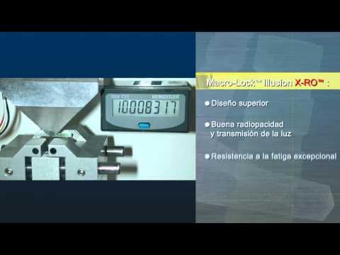 RTD MACRO-LOCK POST® ILLUSION® X-RO® - Parte 6/11