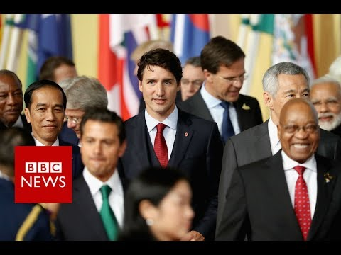 G20 SUMMIT: World leaders assemble for