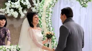 Пример проведения свадьбы