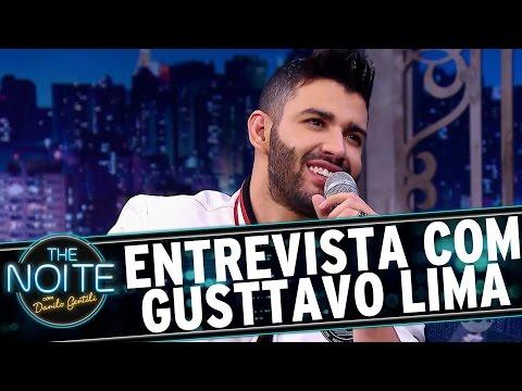 The Noite (22/09/16) - Entrevista com Gusttavo Lima