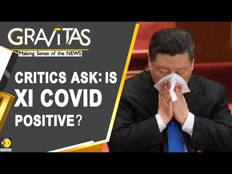 Gravitas: Xi Jinping struggles through speech, coughs multiple times